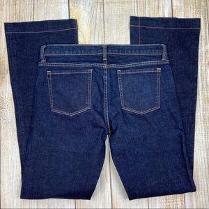 LONDON JEAN VS Low 5 Flare Leg Jeans